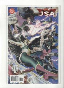 JSA #69 DC Comics  NM