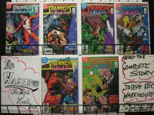 SPANNERS GALAXY 1-6 from the creator of E-MAN complete!