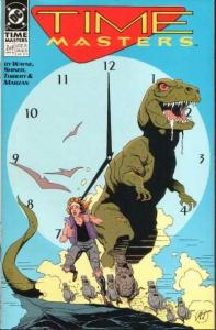 Time Masters #2, VF+ (Stock photo)