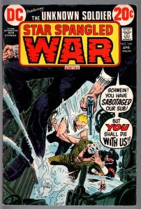 STAR SPANGLED WAR STORIES #169-1973-DC WAR COMIC-BRONZE AGE-VG VG