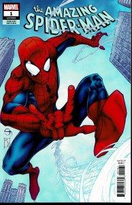 Amazing Spider-Man #1 - NM - Variant Cover