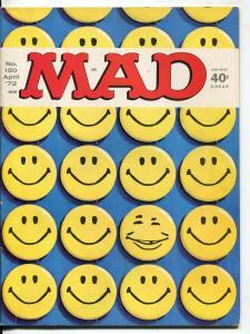 Mad-Magazine-#150-1972-Mingo-Mort Drucker-Don Martin-David Berg-Political