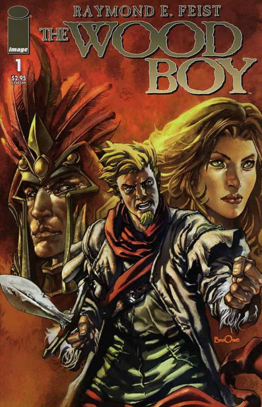 Wood Boy, The #1 VF/NM; Image | save on shipping - details inside