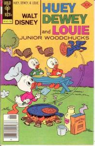 HUEY DEWEY & LOUIE (1966-1984 GK) 44 VF June 1977 COMICS BOOK