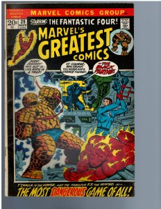 Marvel's Greatest Comics #39 (1972)