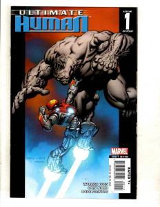 13 Comics Ultimate Human # 1 2 3 Ult Origins # 1 3 3 5 5 Vision # 0 1 3 4 5 MF15