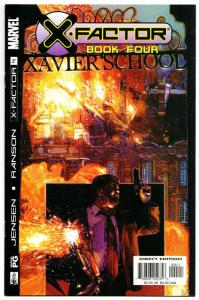 X-Factor #4 (Marvel, 2002) NM