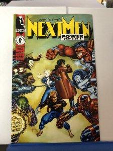 John Byrne's Next Men #25 (1994)