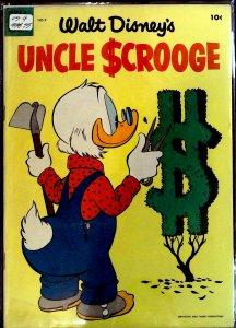 Uncle Scrooge #9 (1955)