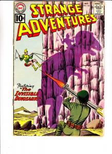 Strange Adventures #133 (Oct-61) GD/VG Affordable-Grade