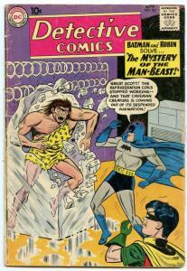 Detective Comics 285 Nov 1960 GD (2.0)