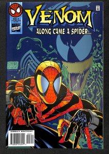 Venom: Along Came A Spider #3 (1996)