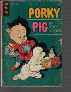 Porky Pig #2 (Gold Key, 1965) GD