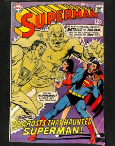 Superman #214