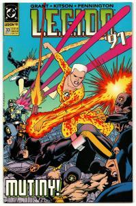 LEGION '91 #33 (DC, 1991) NM