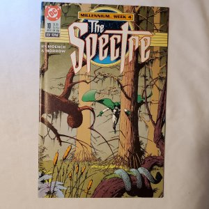 Spectre 10 Very Fine Cover by Jerry Bingham