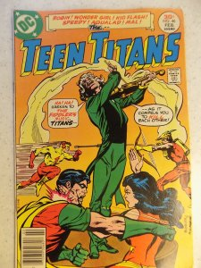 TEEN TITANS # 46 DC BRONZE ACTION ADVENTURE