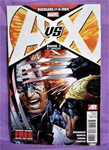 John Romita Jr AVENGERS vs X-MEN #3 3rd Print Variant Cover (Marvel, 2012)!