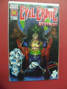 EVIL ERNIE REVENGE #4  CHAOS COMICS (9.4 or better)