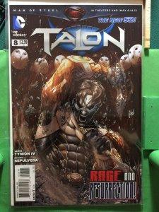 Talon #8 The New 52