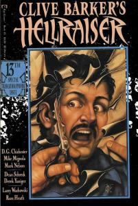 Hellraiser (Clive Barker's…) TPB #13 FN; Epic | save on shipping - details insid