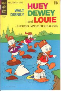 HUEY DEWEY & LOUIE (1966-1984 GK) 6 F-VF WRITTEN BY BAR COMICS BOOK