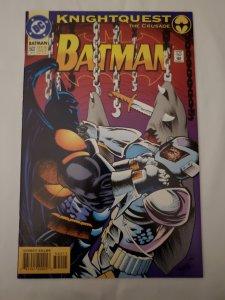Batman 502 Near Mint  Cover by Kelley Jones