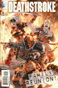 Deathstroke (2nd Series) #18 VF/NM; DC | save on shipping - details inside