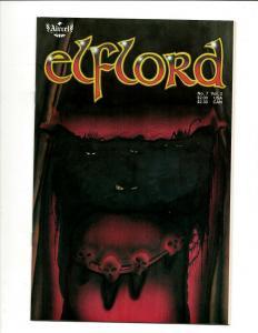 12 Elflord Comics #7, #8, #9, #10, #11, #12, #13, #14, #15, #15.5, #16, #17 JF20