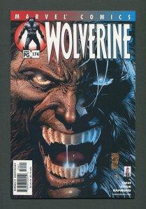 Wolverine #174 / 9.6 NM+  - 9.8 NM-MT  (1988 1st Series)