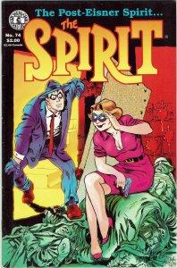 The Spirit #74 Kitchen Sink VF