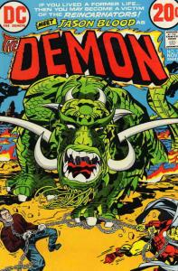 Demon, The (1st Series) #3 FN; DC | save on shipping - details inside