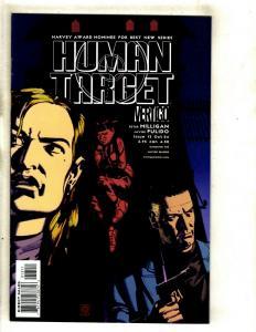 13 Human Target Vertigo Comics # 13 14 15 16 17 18 19 20 21 + # 1 2 3 4  CE1