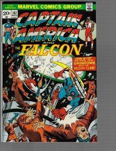 Captain America #167 (Marvel, 1973)