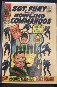 Sgt. Fury #41 (1967)