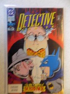 DETECTIVE COMICS # 642