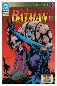 Batman 498 Aug 1993 NM- (9.2)