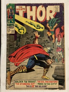 The Mighty Thor #143 (1962 Marvel)