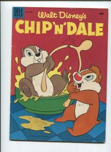 WALT DISNEYS CHIP N DALE #636 (5.5)