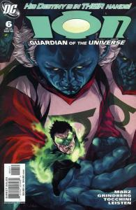 Ion #6 VF/NM; DC   save on shipping - details inside