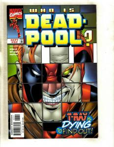 Deadpool # 32 NM- Marvel Comic Book X-Men X-Force Wolverine Cable Domino EK8