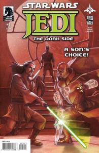 Star Wars: Jedi—The Dark Side #5 VF/NM; Dark Horse   save on shipping - details