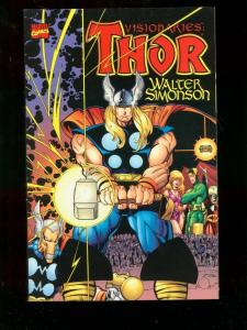 VISIONARIES: THOR WALT SIMONSON TPB MARVEL COMICS NM
