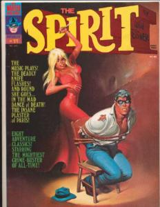 Spirit (1974 series) #11, VF+ (Actual scan)