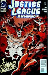 Justice League America #93 (1994)