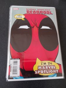 Marvel Spotlight: Deadpool #1 (2009)