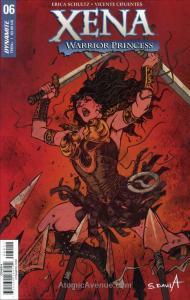 Xena (Dynamite, Vol. 3) #6A VG; Dynamite   low grade comic - save on shipping -