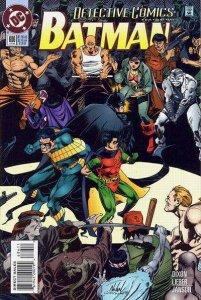 Detective Comics (1937 series) #686, NM + (Stock photo)