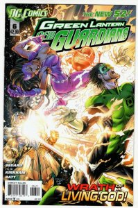 GREEN LANTERN New Guardians #6 (NM) *$3.99 Unlimited Shipping!*