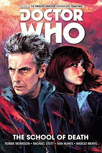 Doctor Who: The Twelfth Doctor Year 2 HC #1 VF/NM; Titan | save on shipping